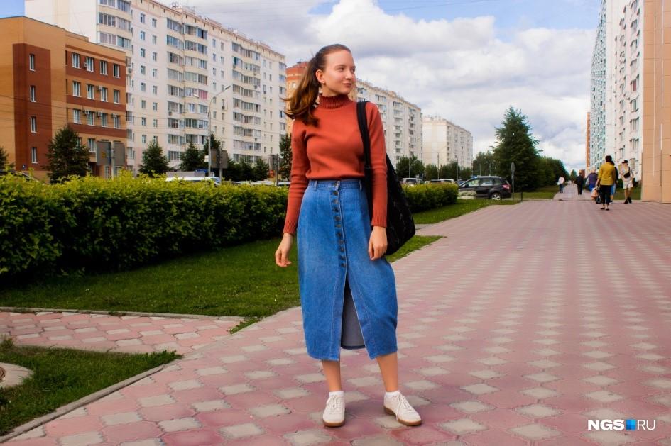 «Пошла за курочкой»: сибирячки с окраин — о том, что носят и чем отличаются от красоток из центра