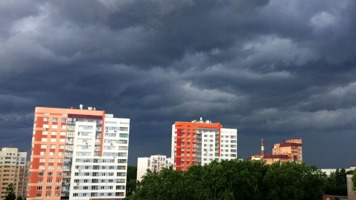 Град и резкое похолодание: синоптики рассказали о погоде на День города в Башкирии