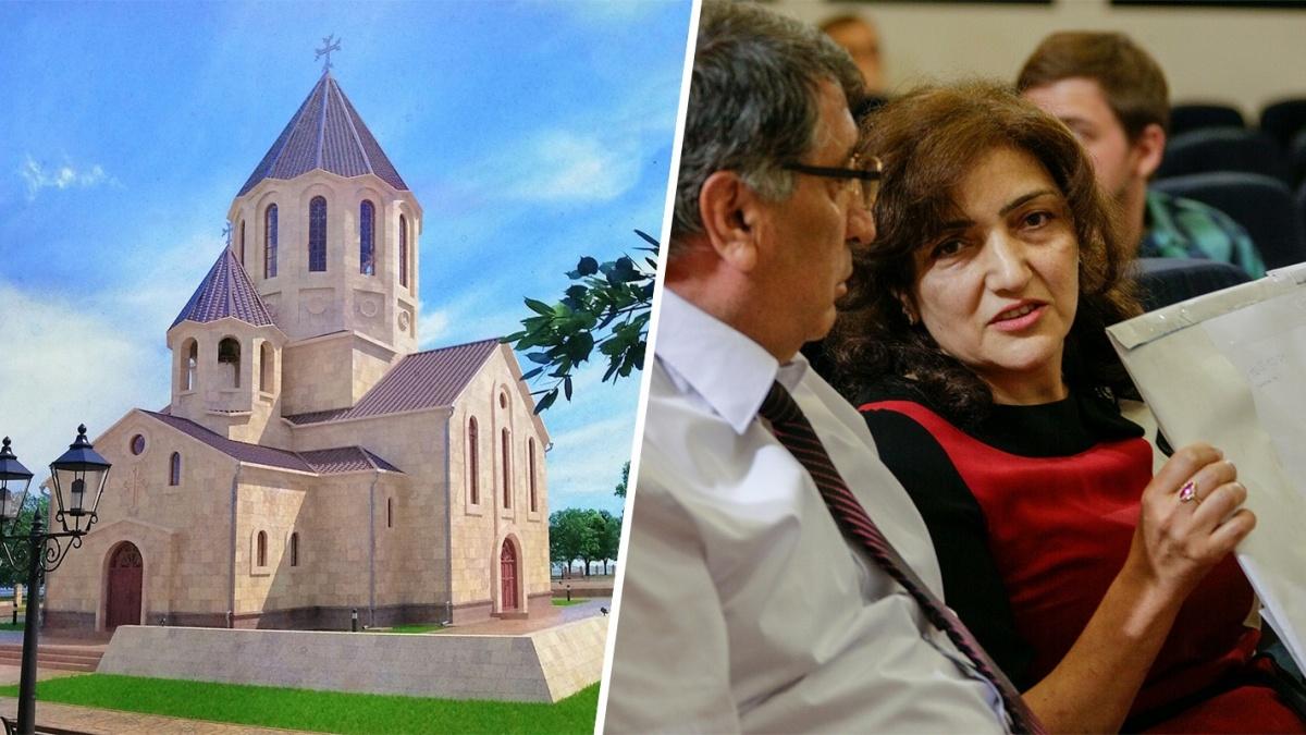 Армянская диаспора 10 лет шла к тому, чтобы построить свой храм в Челябинске