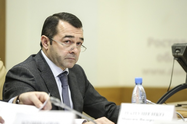 Молодченко стал заместителем Голубева в 2015 году