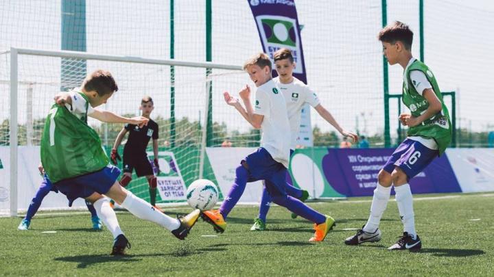 18 детских команд сразятся за путевку в летний футбольный лагерь ФК «Барселона»
