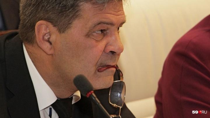 В отношении экс-министра территориального развития Прикамья возбудили уголовное дело