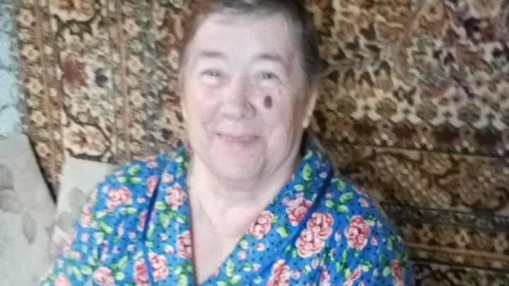 Пермяки выйдут на поиски пропавшей пенсионерки, страдающей потерей памяти