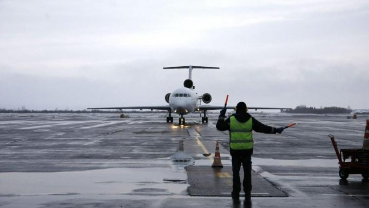 Уфимцы не смогли вылететь из Сочи из-за дыма в самолете