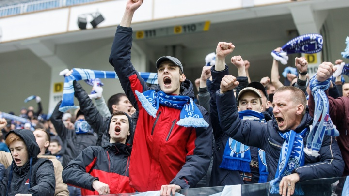 Новый антирекорд: на «Волгоград Арене» посмотрели матч «Ротор» — «Химки»7973 зрителя