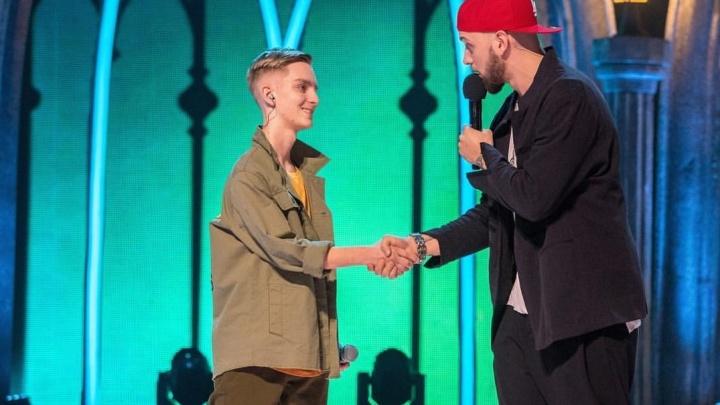 Шестнадцатилетний екатеринбуржец спел песню Гарика Сукачева и прошел отбор в шоу «Битва талантов»