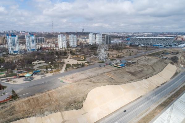 Сегодня в Волгограде малооблачно