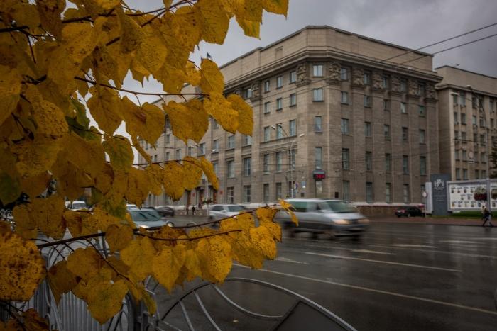 В городе объявлено штормовое предупреждение из-за заморозков