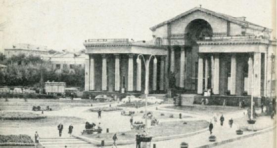 Екатеринбург чёрно-белый: смотрим фотографии ВИЗа полувековой давности