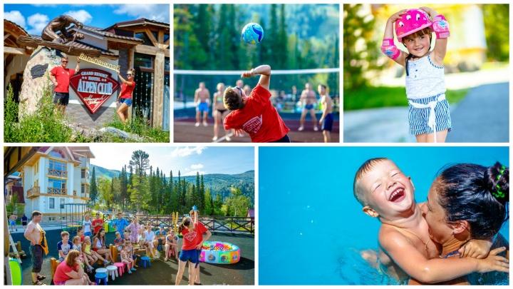 Alpen Club приготовил новый тур в Шерегеш для детей и родителей