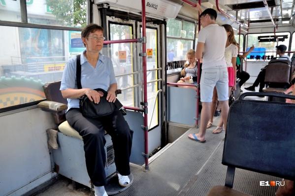Из-за перекрытия не будет ходить троллейбус № 4