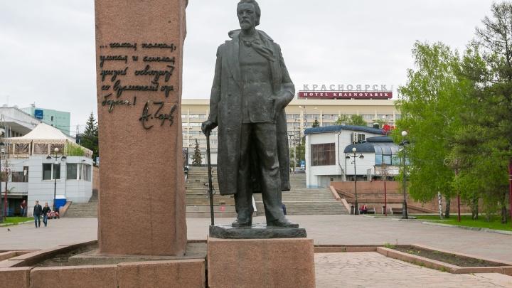 По местам, где был Чехов: вспоминаем, что увидел писатель за сутки в Красноярске и что изменилось