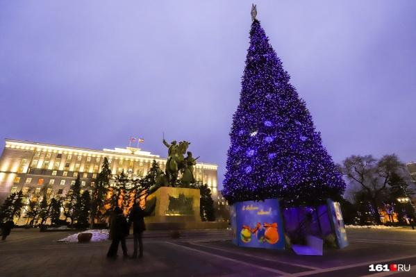 Перед Новым годом в Ростове похолодает, но сильных морозов не будет