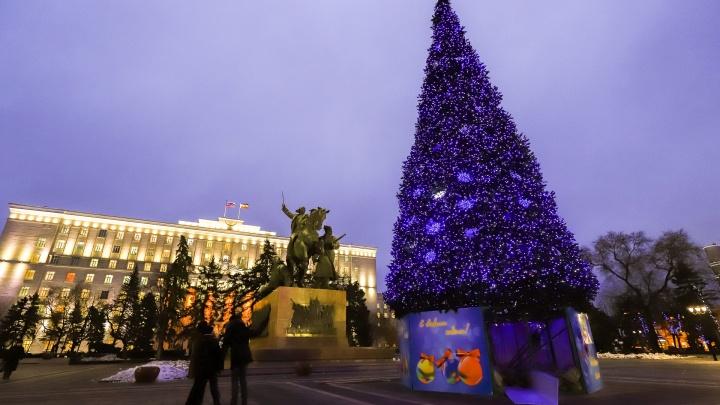 Похолодание и снег: рассказываем о погоде в Ростове на ближайшую неделю