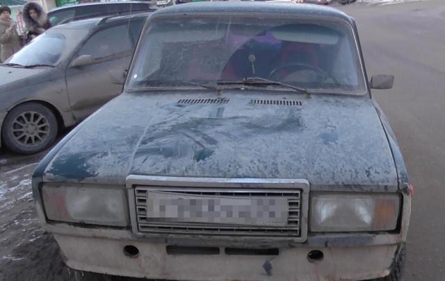 В Башкирии водитель «семерки» сбил 22-летнюю девушку
