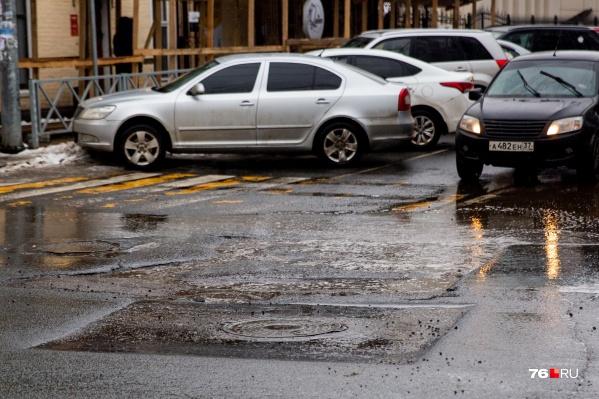 Ярославцам виднее, на каких улицах нужно делать ремонт скорее