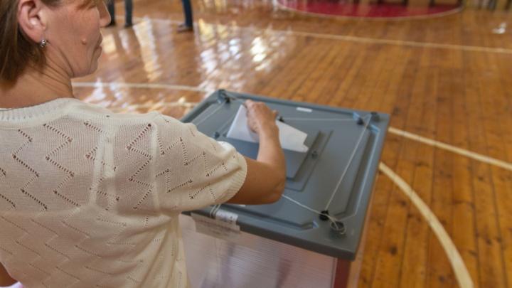 Избирком требует оштрафовать двух кандидатов на пост губернатора Самарской области