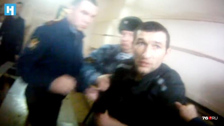 Появилось новое видео пыток в ярославской колонии: комментарий УФСИН
