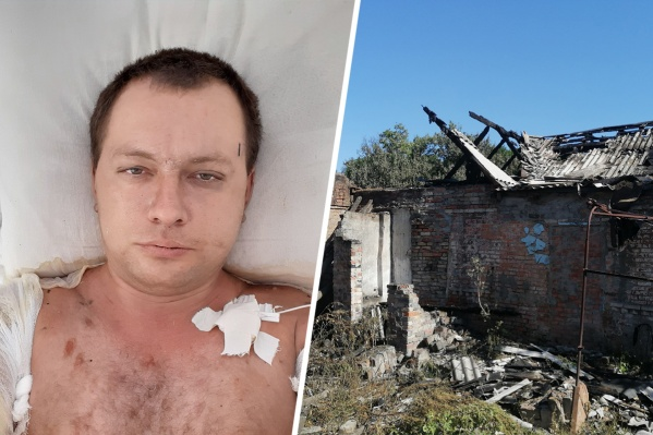 Сейчас Александр Фирсов находится в больнице