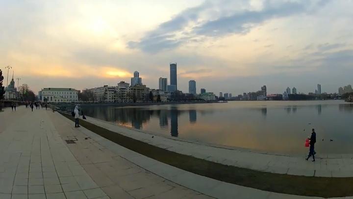 Екатеринбуржец 6 лет ездил на велосипеде по одному маршруту, чтобы проследить, как меняется город
