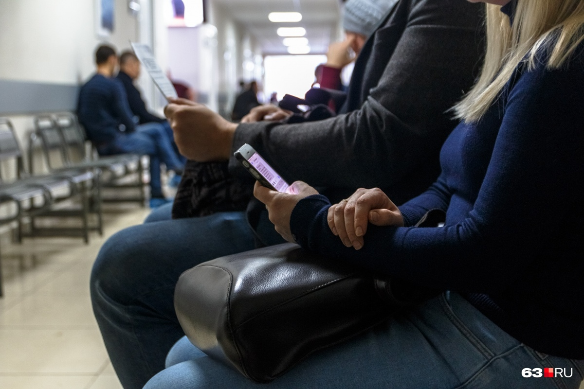 В Самарской области медицинскую страховку имеют 3204 657 человек