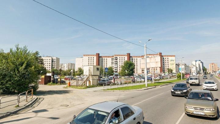Застройщик «Академ Riverside» купил участок в центре Челябинска под новую высотку
