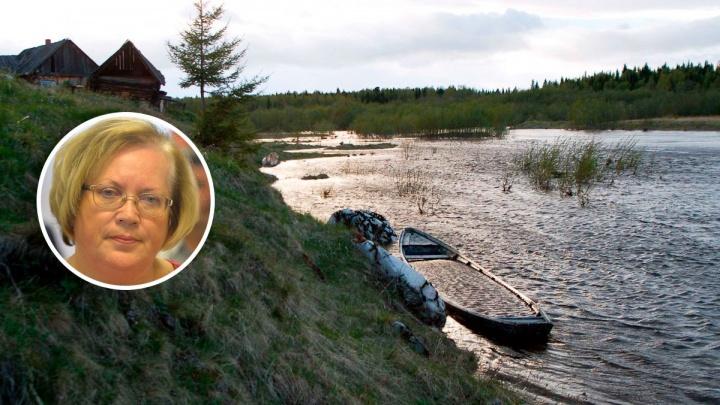 «Из-за дождей сейчас большая вода»: Татьяна Мерзлякова — о гибели семьи манси на реке