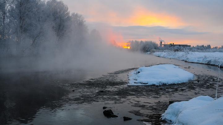 Утепляйтесь! В феврале на Урал придут 30-градусные морозы