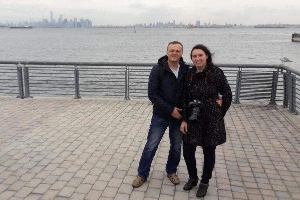 Нина и Алексей Куликовы — предприниматели
