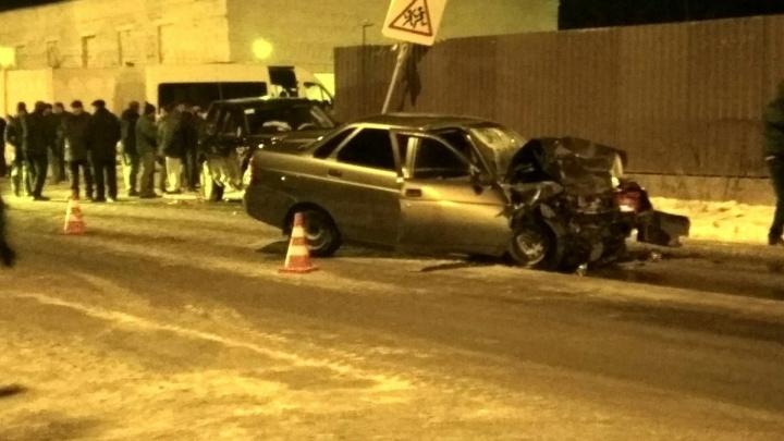 В Калиновке в аварии погибли два человека