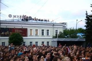 Фестиваль в прошлом году