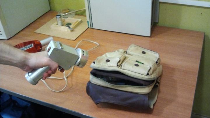 В Новосибирске создали прибор для поиска взрывчатки