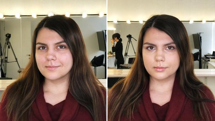 Как сделать макияж, который не смоет снег: видеоинструкция