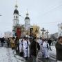 В крестном ходе с мощами святителя Луки по набережной прошли более 1500 верующих