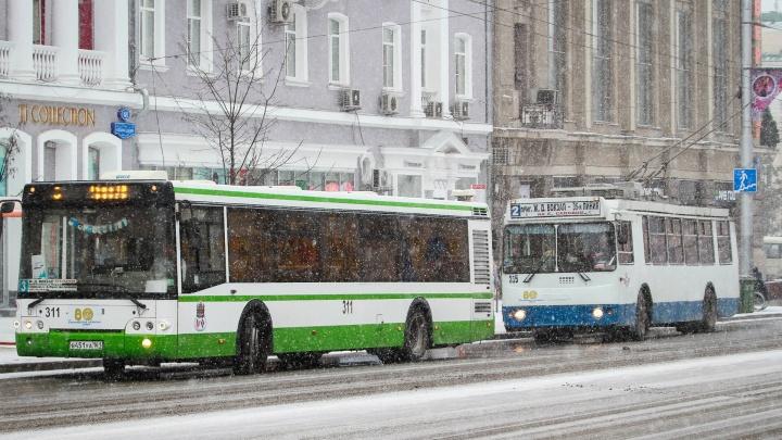 Бесплатные пересадки и валидаторы на всех маршрутах: рассказываем, как изменится транспорт Ростова