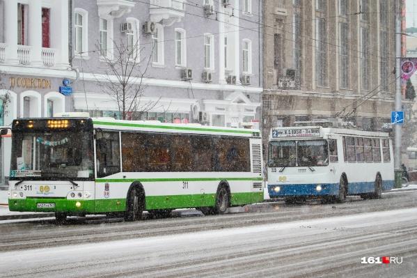 Пересаживаться между разными видами транспорта в Ростове можно будет бесплатно