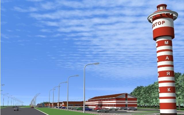 В Башкирии появится крупнейший придорожный комплекс