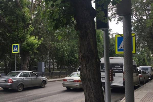 Примеры благоустройства территории в районе ул. Восход, 20 уже не первый раз попадают в ленту новостей НГС.НОВОСТИ