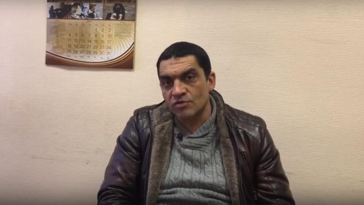Водитель такси, ударивший активиста «Ночного патруля», публично признал свою вину