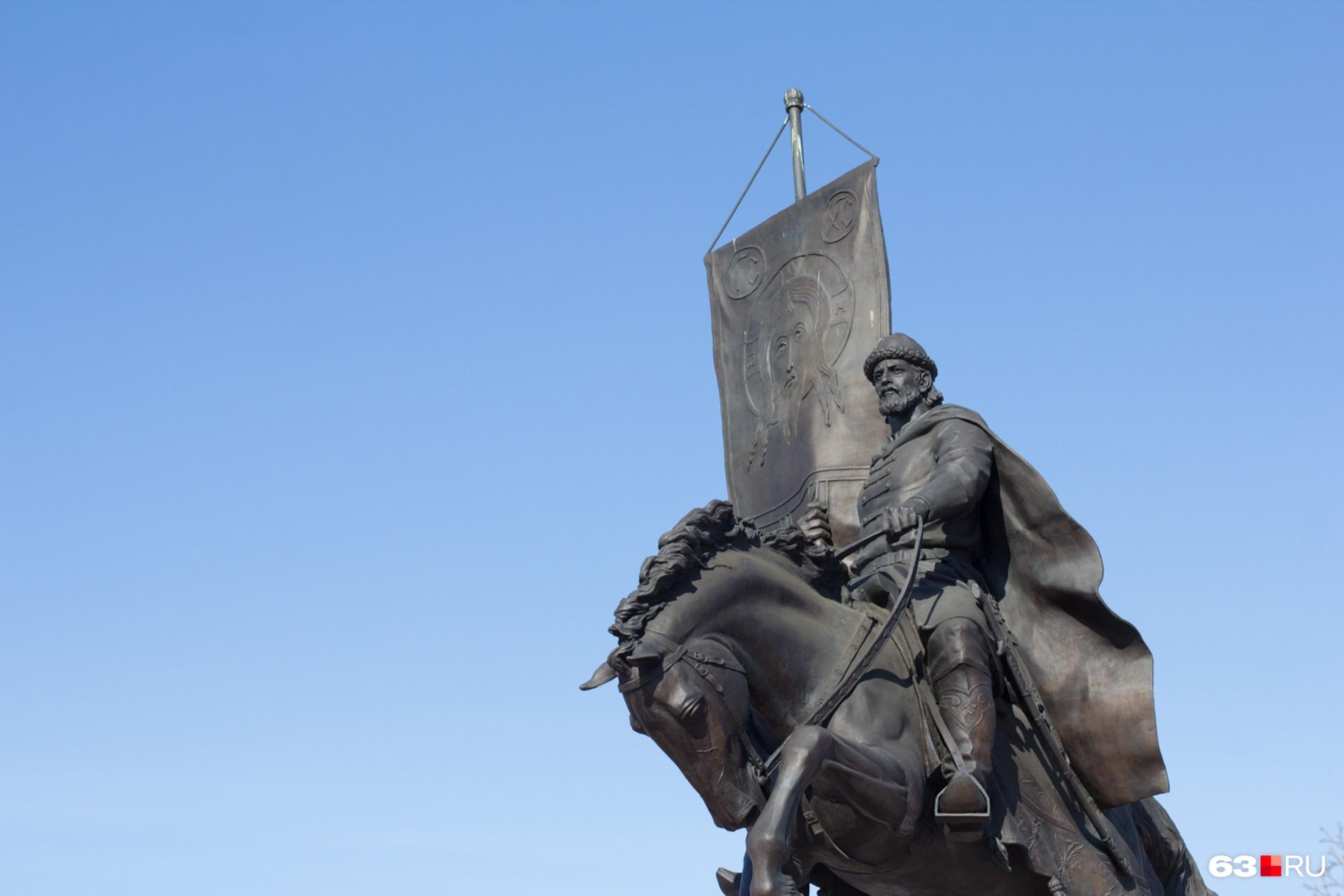 Пока в честь князя в Самаре установили только один памятник — на набережной
