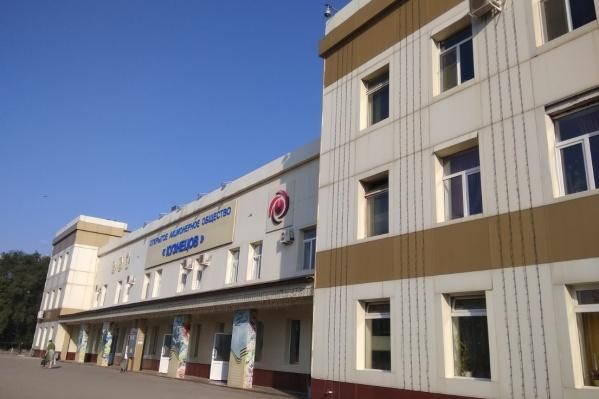 Завод «Кузнецов» входит в госкорпорацию «Ростех»