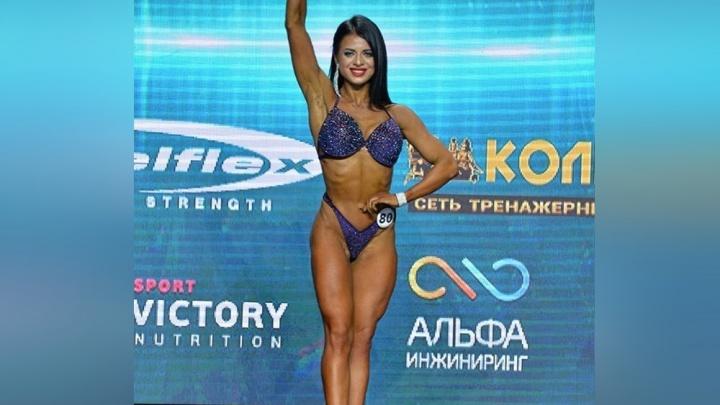 Бодибилдеры России съехались на чемпионат в «Сибирь». Смотрим на самых мускулистых атлетов