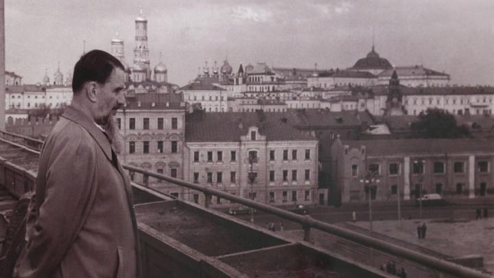 Совершенно секретно: в Уфе впервые показали фотографии из тайного альбома отца атомной бомбы