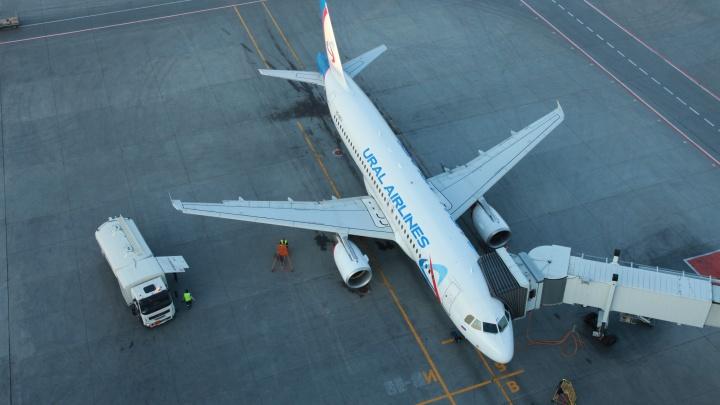«Уральские авиалинии» предcтавили список прямых рейсов из Самары по выгодным ценам
