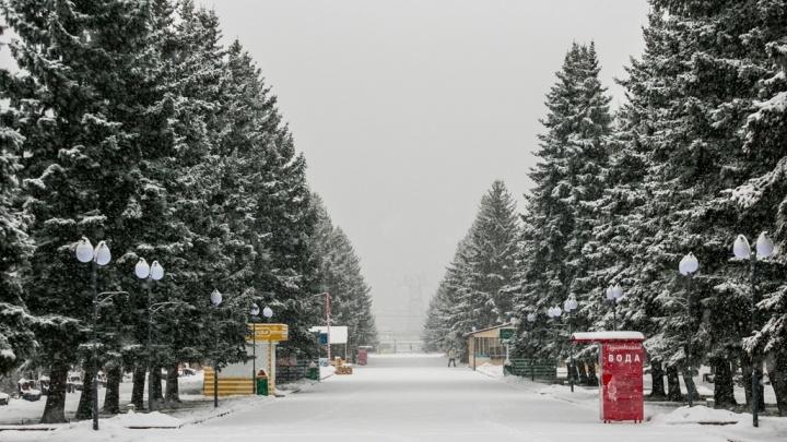 Красноярск в ноябре накроет зимний мороз за –20
