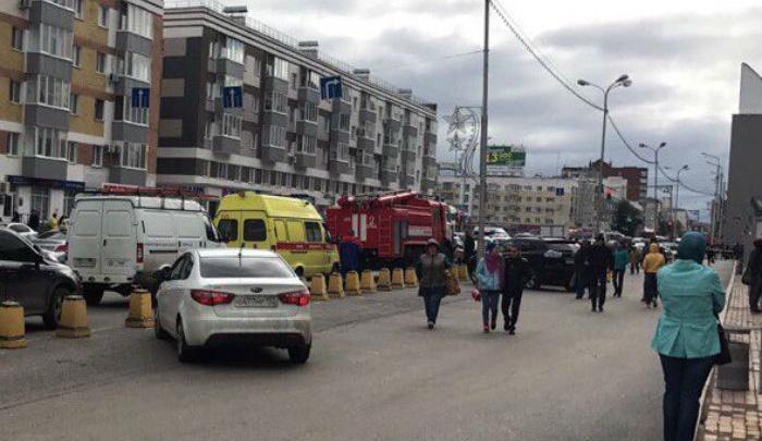 Задержали подозреваемых лжетеррористов, которые «минировали» ТЦ в Уфе
