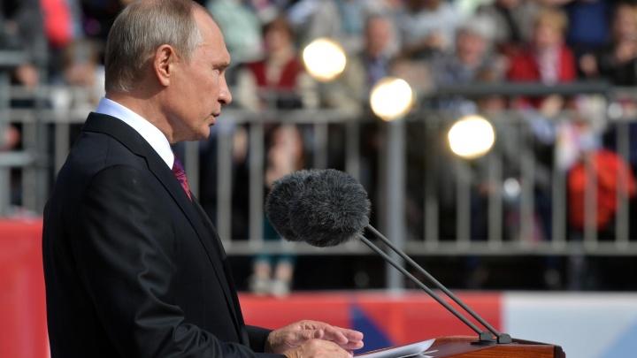 Путин пообещал поддержку сибирским аграриям