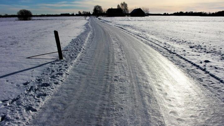 В ближайшие три дня в Омской области выпадет мокрый снег
