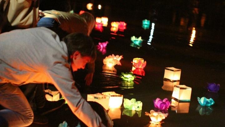 Водный фонарик исполнит желание: В Уфе пройдет очередной фестиваль
