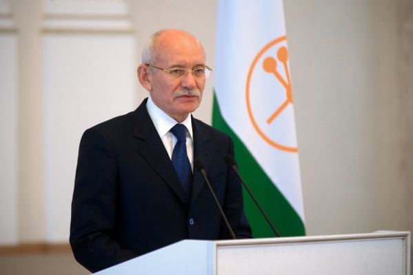 Глава региона Рустэм Хамитов рассказал о реализации Указа президента